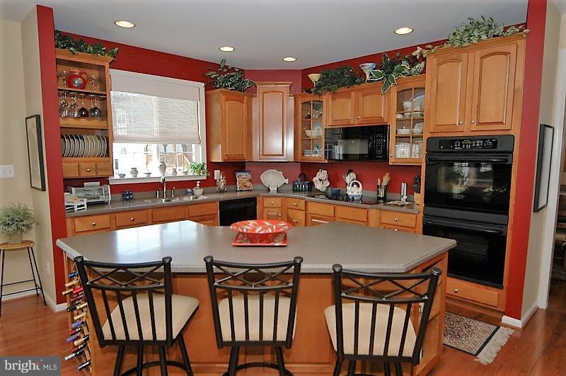 Kitchen - 14865 TIMOR CT, HAYMARKET