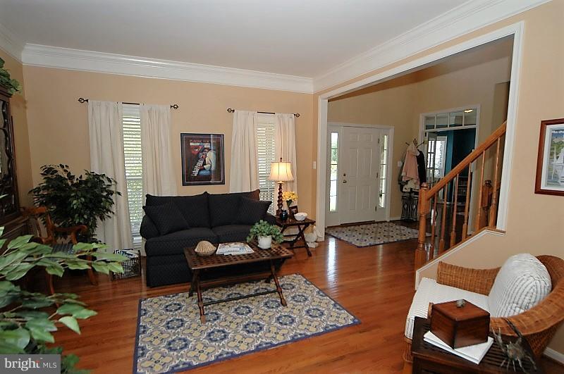 Living Room - 14865 TIMOR CT, HAYMARKET