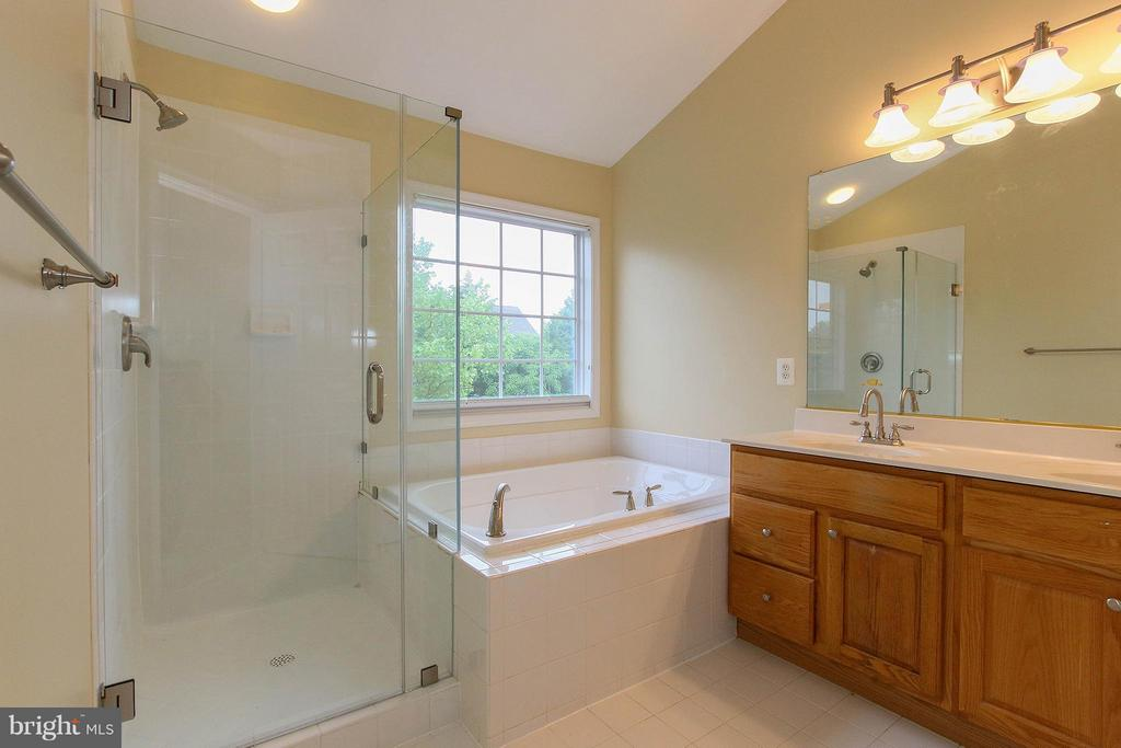 Bath (Master) - 43912 EAGLE HARBOR TER, ASHBURN
