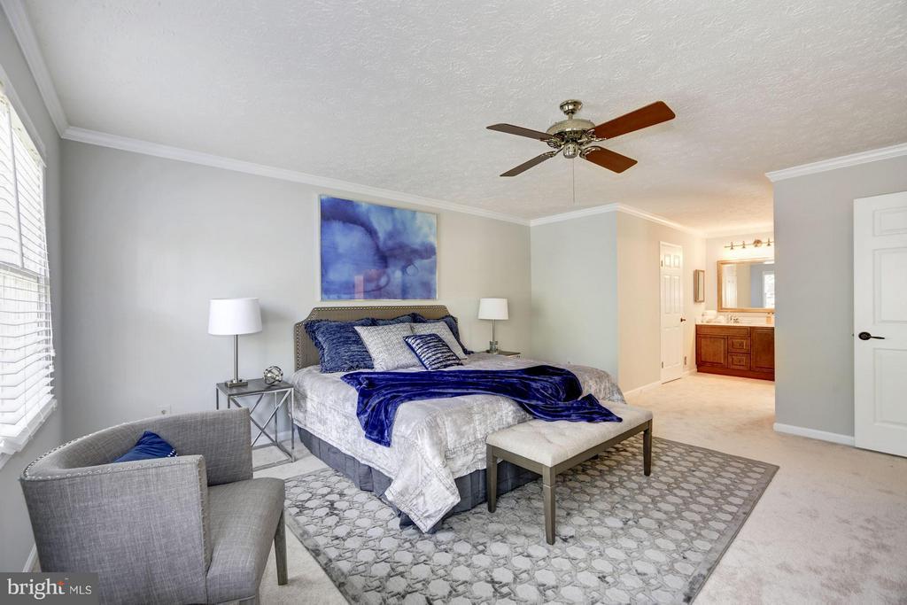 Bedroom (Master) - 1329 QUAIL RIDGE DR, RESTON
