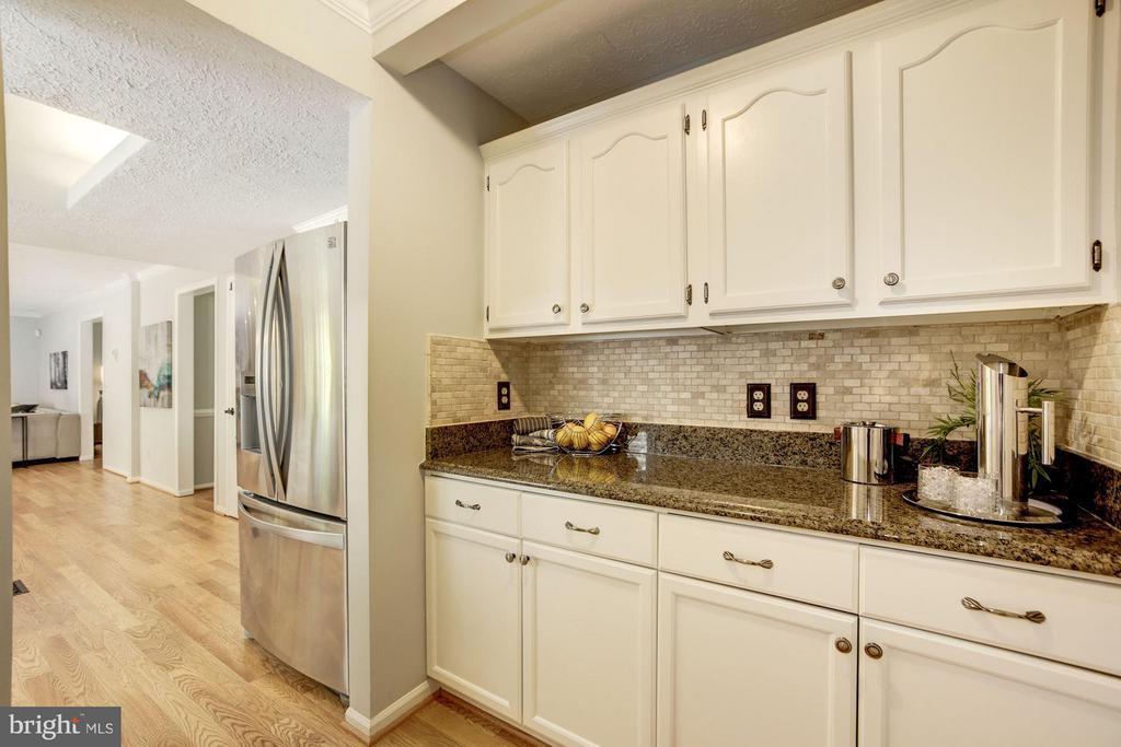 Pantry adjacent to Kitchen - 1329 QUAIL RIDGE DR, RESTON
