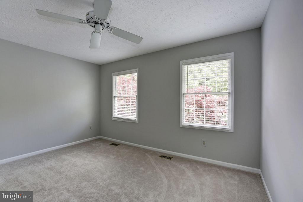 Bedroom - 1329 QUAIL RIDGE DR, RESTON
