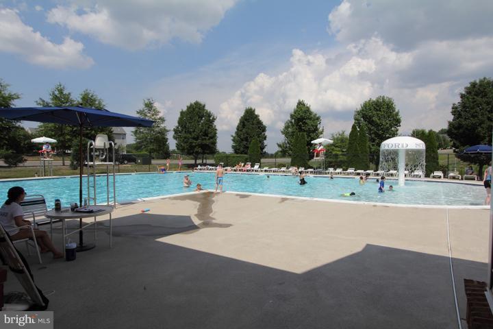 Community Pool - 402 HANRAHAN CT SE, LEESBURG