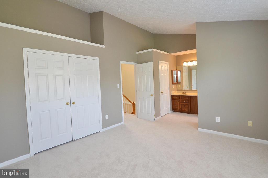 Master Bedroom - 14091 WINDING RIDGE LN, CENTREVILLE