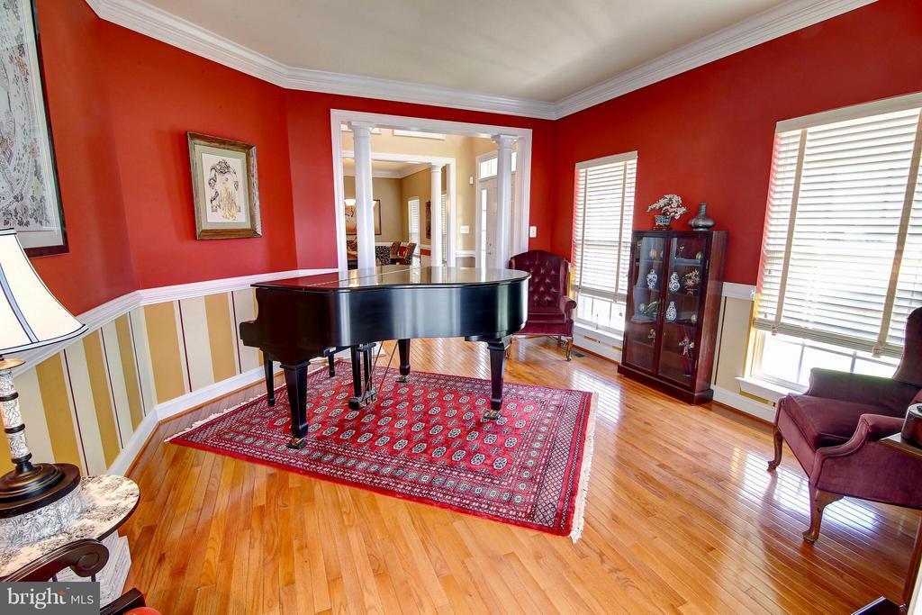 Living Room - 39131 IRISH CORNER RD, LOVETTSVILLE