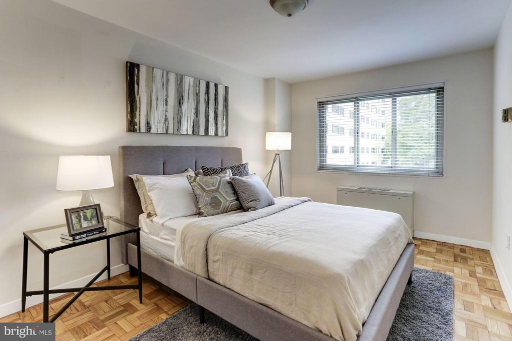 2nd Bedroom - 4600 CONNECTICUT AVE NW #505, WASHINGTON