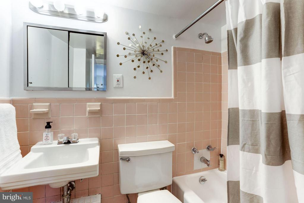 Master Bath - 4600 CONNECTICUT AVE NW #505, WASHINGTON