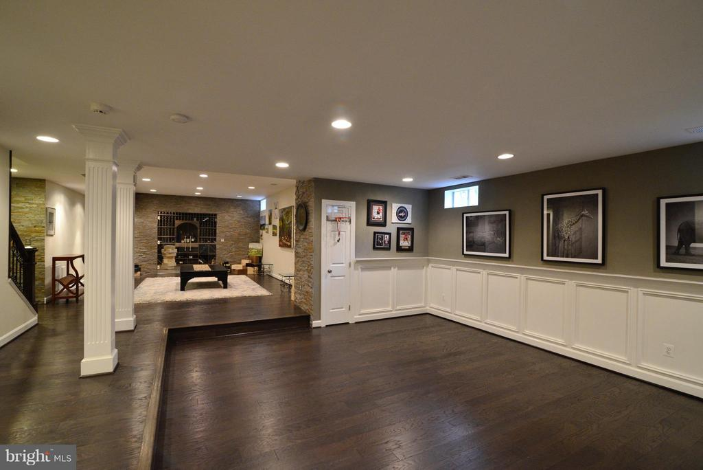 Basement - 43152 LAUGHING QUAIL CT, ASHBURN