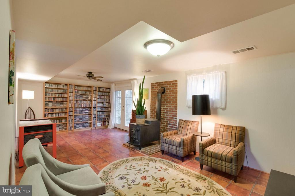 Basement  - Rec Room - 12699 GREENHALL DR, WOODBRIDGE