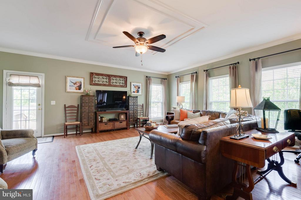 Family Room - 524 RUGBY CT, PURCELLVILLE
