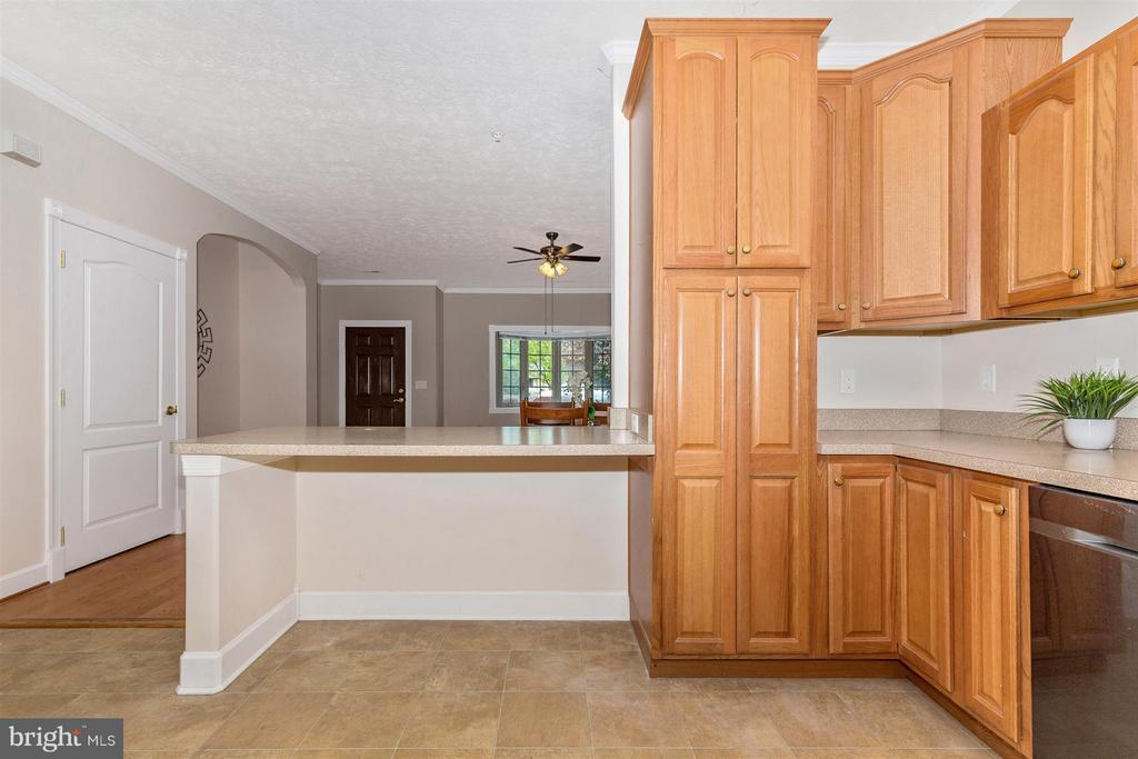 Kitchen - 13075 LITTLE HAYDEN CIR, HAGERSTOWN