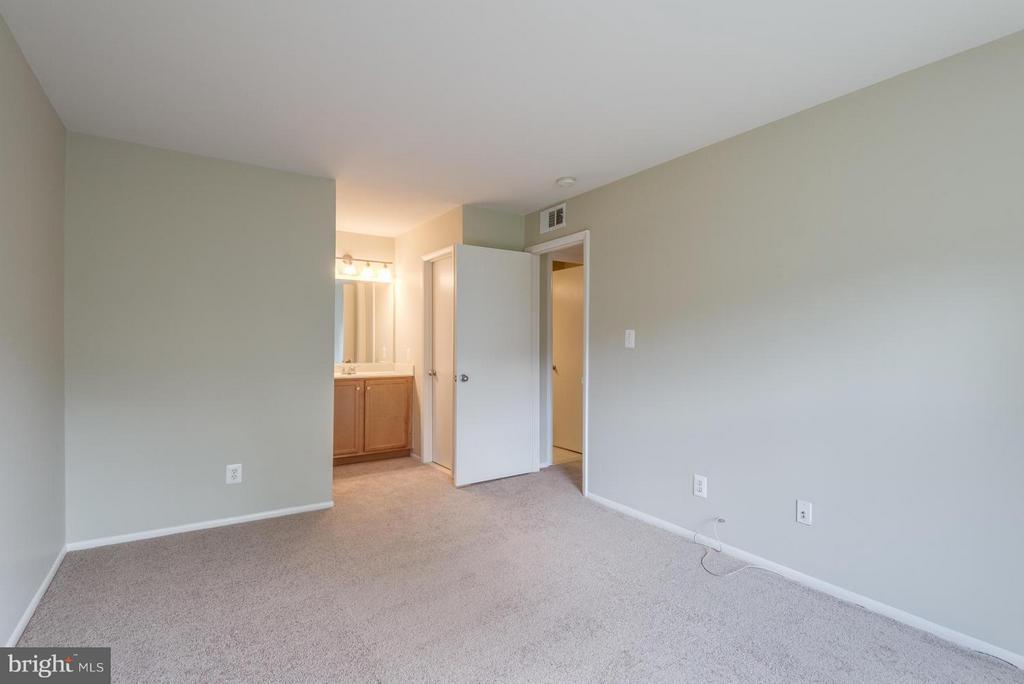 Bedroom (Master) - 1732 ASCOT WAY #E, RESTON