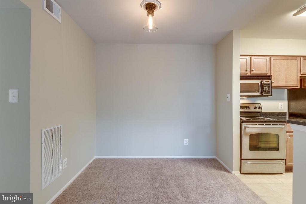 Dining Room - 1732 ASCOT WAY #E, RESTON