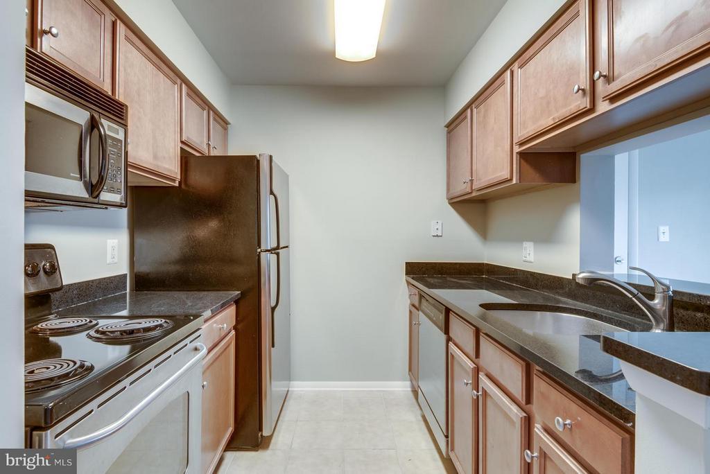 Kitchen - 1732 ASCOT WAY #E, RESTON