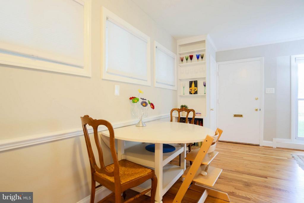 Dining Room - 6721 SWARTHMORE DR, ALEXANDRIA
