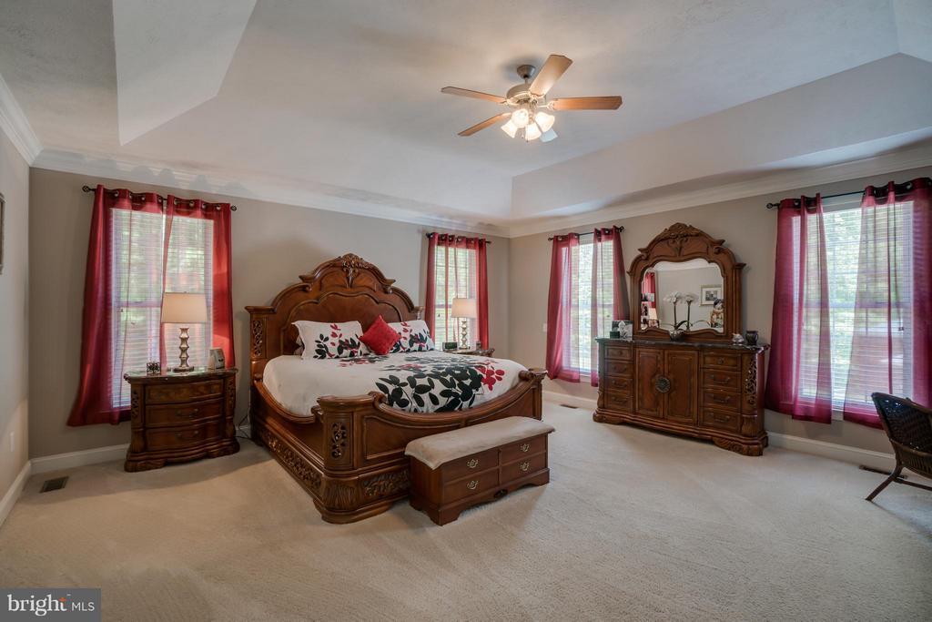 Bedroom (Master) - 7320 TANGLEWOOD RD, SPOTSYLVANIA