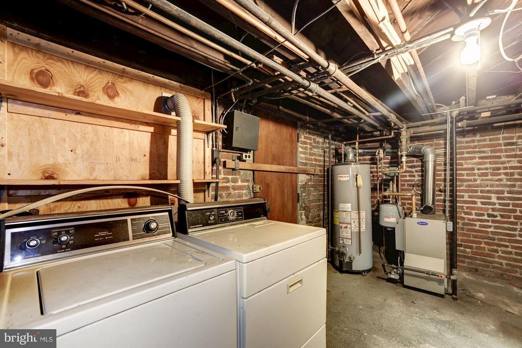 Basement Utility Room - 334 CHANNING ST NE, WASHINGTON