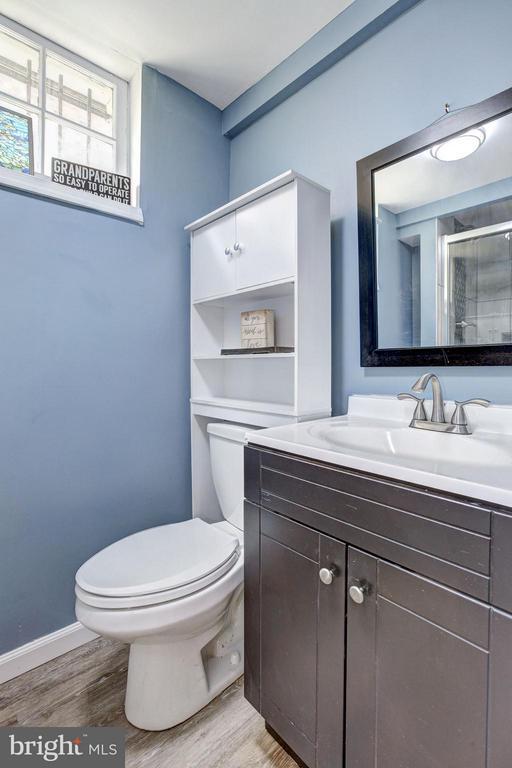 Lower Level Full Bath - 2808 26TH ST NE, WASHINGTON
