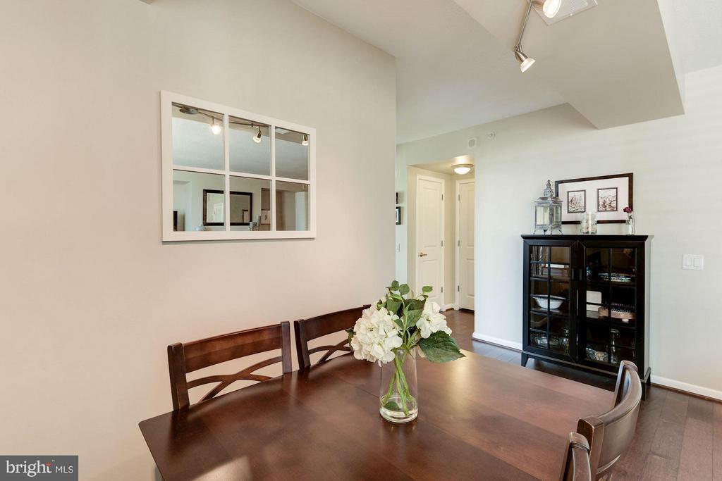 Dining Room - 1021 GARFIELD ST #907, ARLINGTON