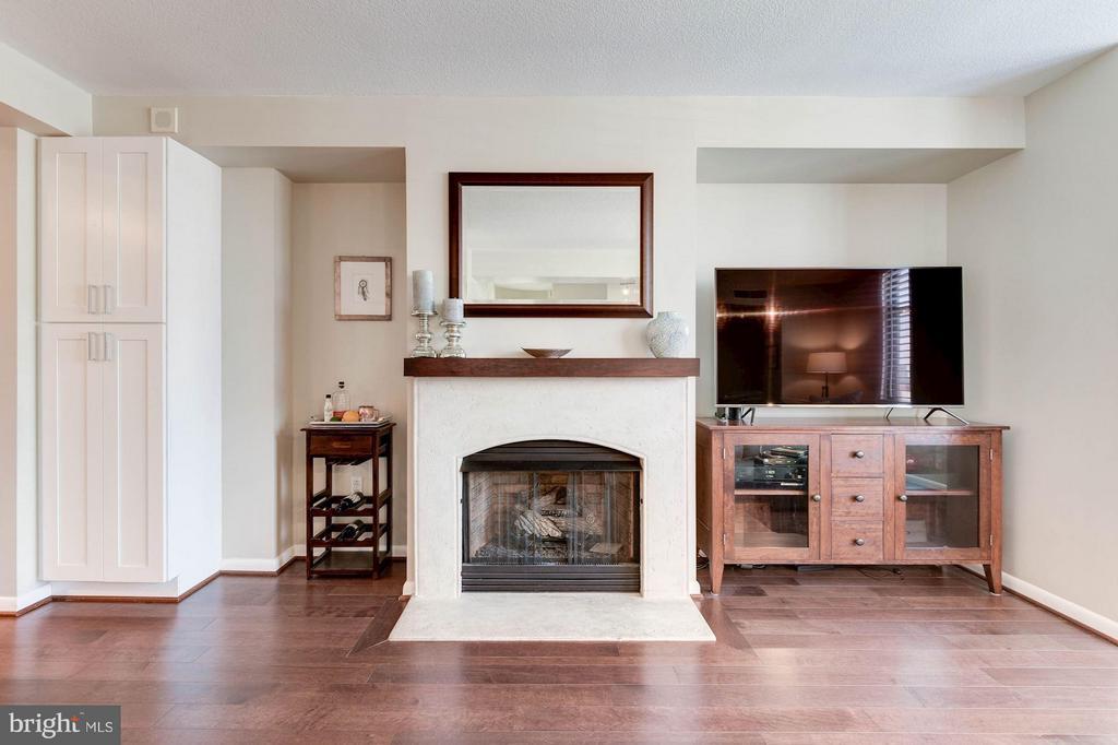 Living Room - 1021 GARFIELD ST #907, ARLINGTON