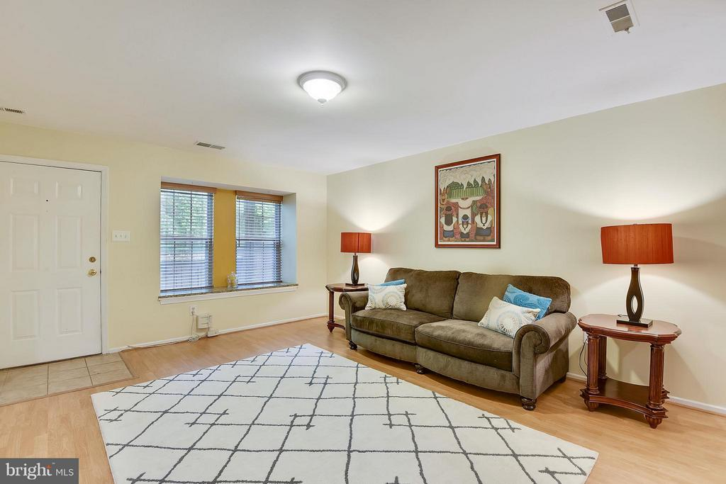 Living Room - 3678 ALPEN GREEN WAY #21-228, BURTONSVILLE