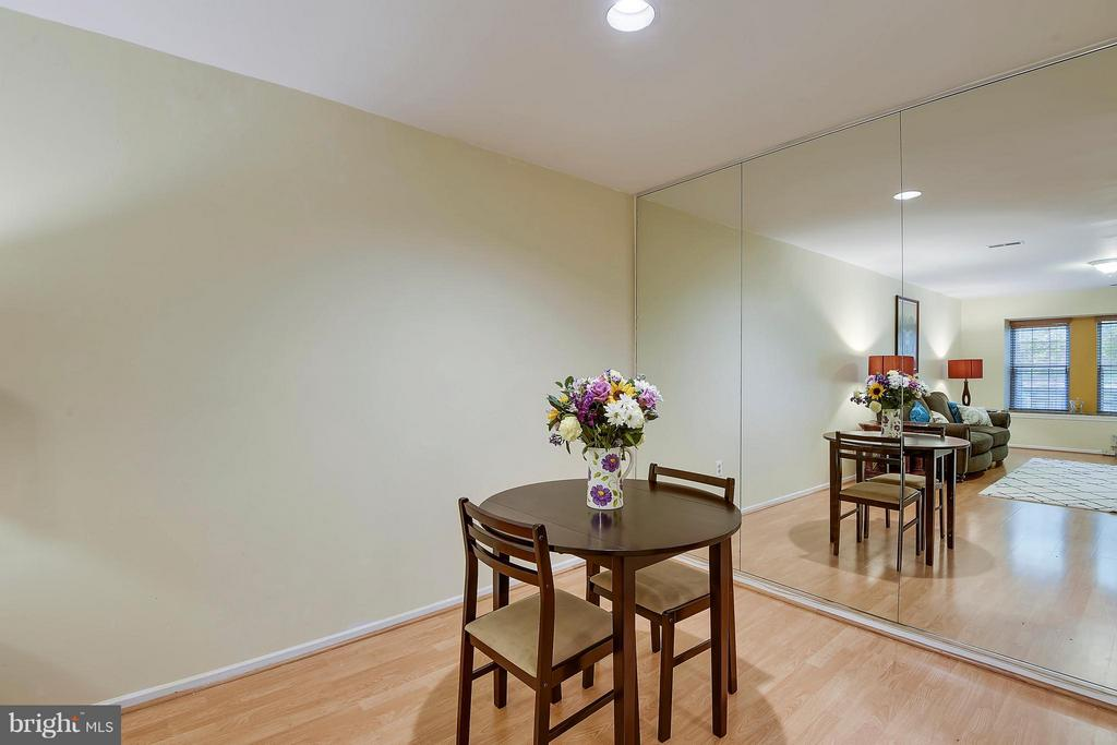 Dining Room - 3678 ALPEN GREEN WAY #21-228, BURTONSVILLE
