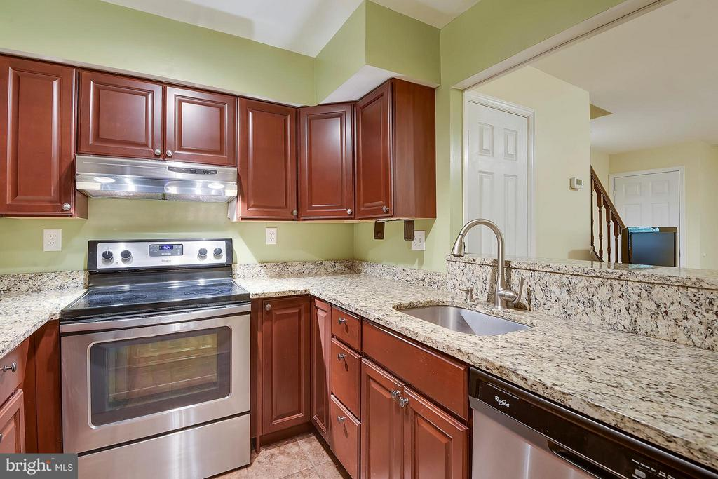 Kitchen - 3678 ALPEN GREEN WAY #21-228, BURTONSVILLE