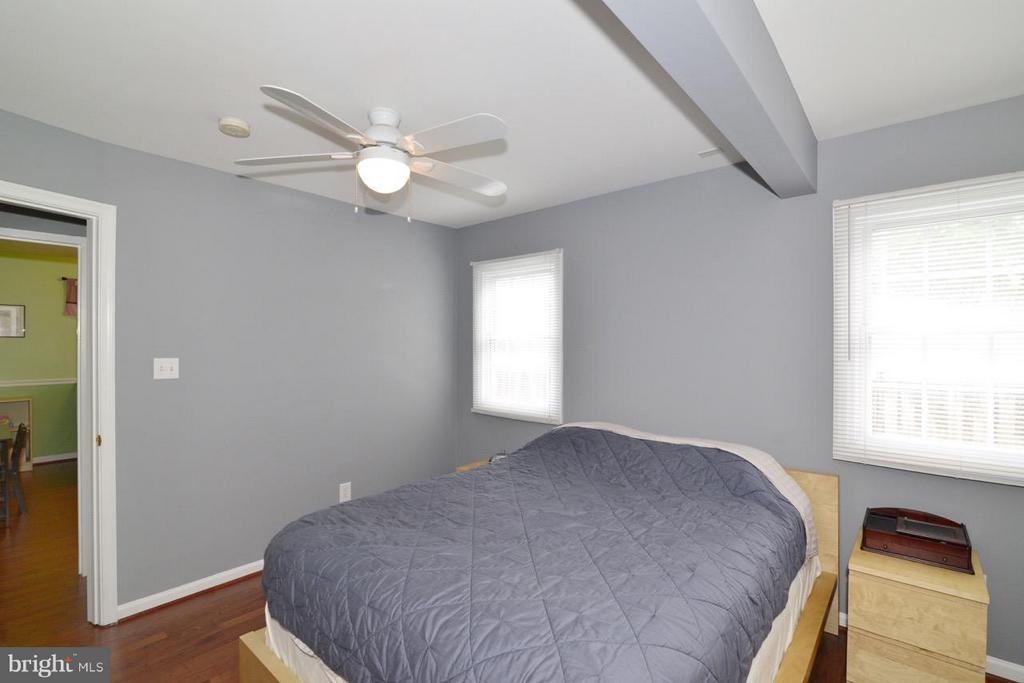 Master Bedroom - 115 POLK DR, MANASSAS PARK
