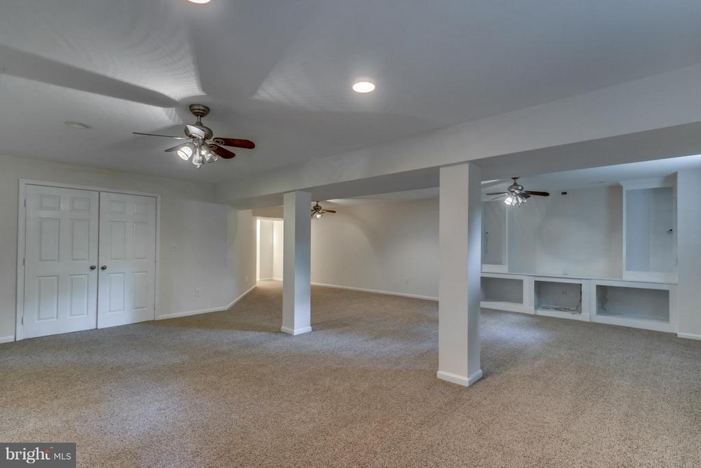 Basement - 379 WILLOW CT, WARRENTON
