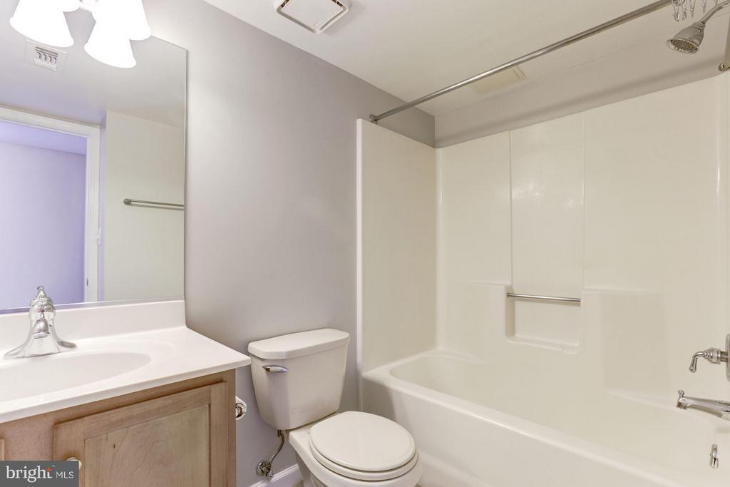 BATHROOM with REGLAZED BATHTUB (MAY 2018) - 1024 UTAH ST #913, ARLINGTON