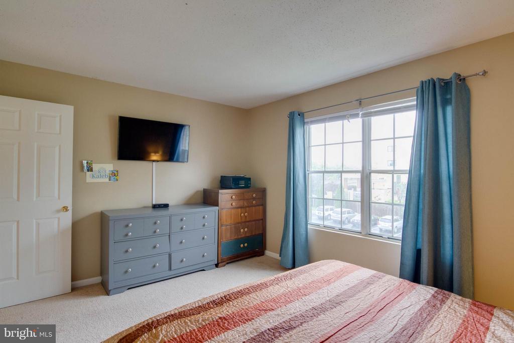 Master Bedroom - 103 PROSPERITY AVE SE #E, LEESBURG