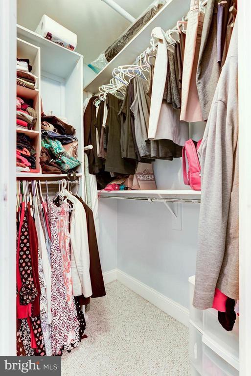 Master Walk-In Closet - 1600 OAK ST N #708, ARLINGTON