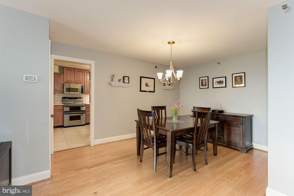 Dining Room - 1600 OAK ST N #708, ARLINGTON