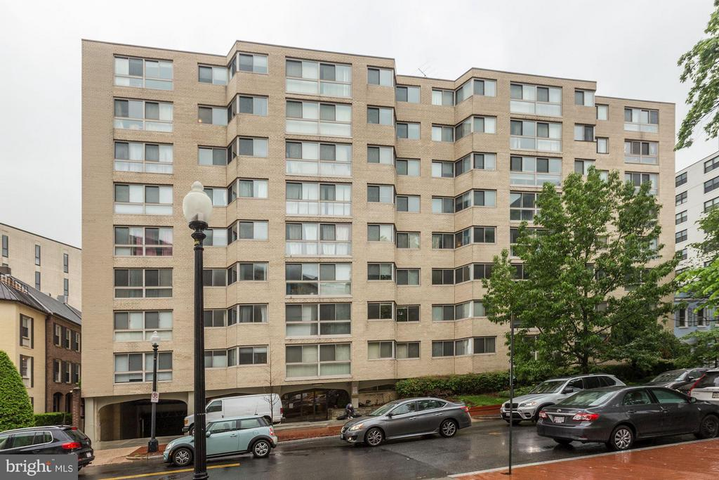 Exterior (Front) - 922 24TH ST NW #302, WASHINGTON