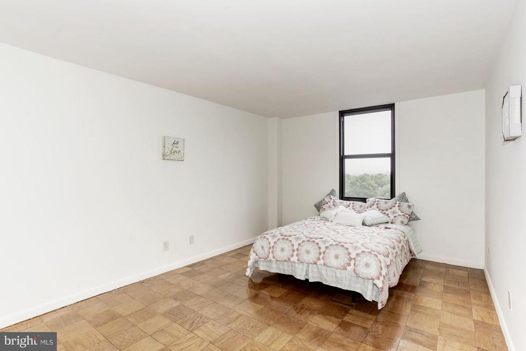 Bedroom (Master) - 4600 DUKE ST #804, ALEXANDRIA