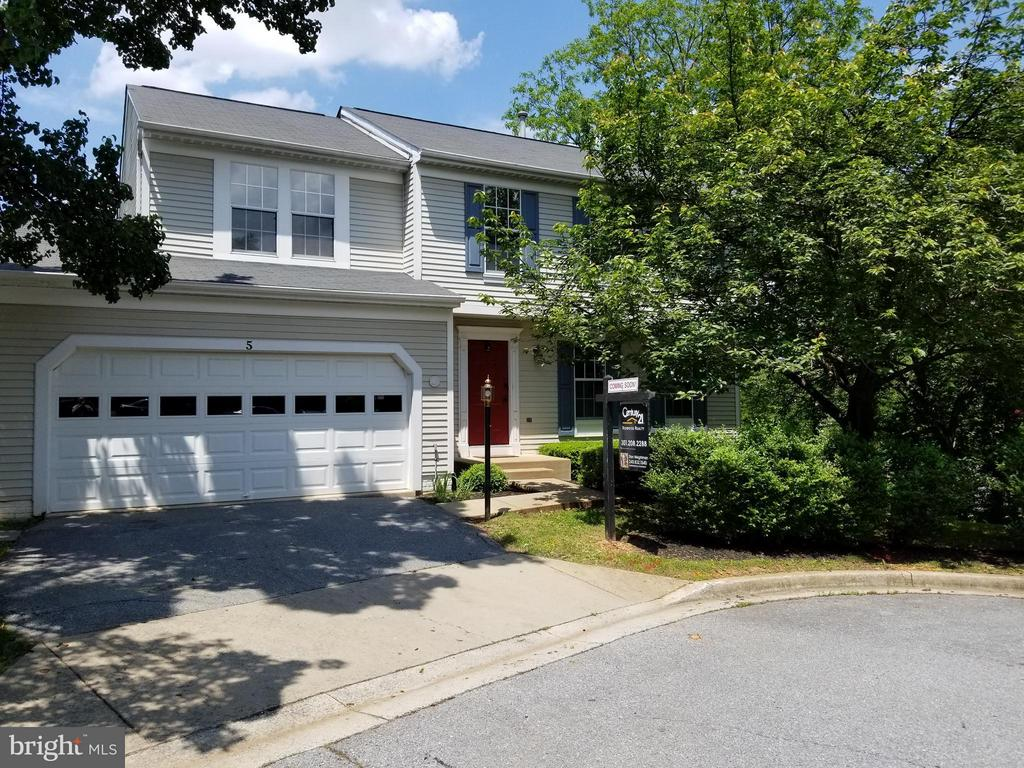 Exterior (Front) - 5 WISELY SQUARE CT, GAITHERSBURG