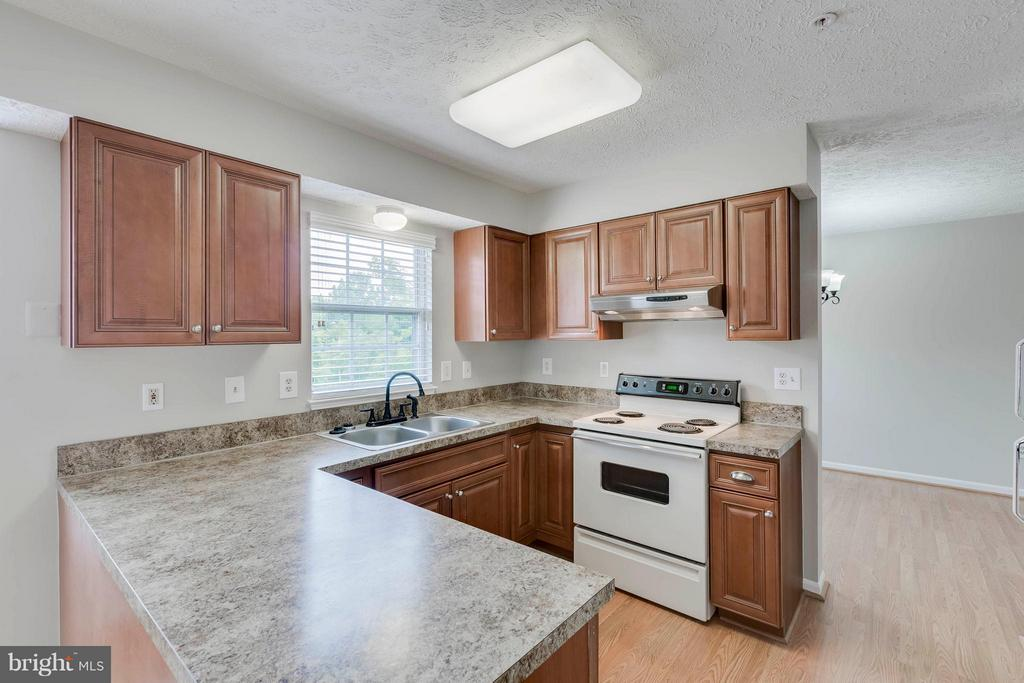 Kitchen Great Work Are next to Dining Room - 5 WISELY SQUARE CT, GAITHERSBURG