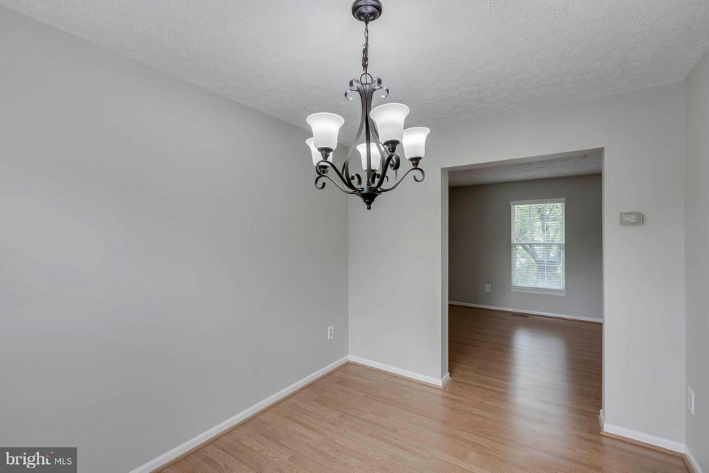 Dining Room - 5 WISELY SQUARE CT, GAITHERSBURG