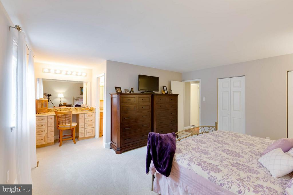 Bedroom (Master) - 11204 CHESTNUT GROVE SQ #305, RESTON