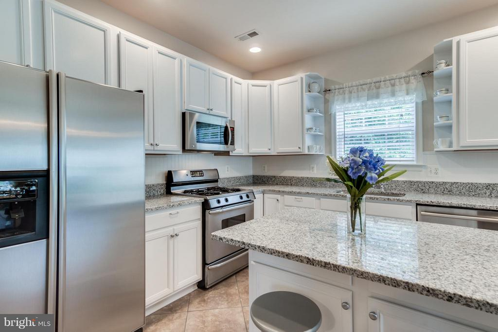 Stainless Steel Appliances - 38 BELLS RIDGE DR, STAFFORD