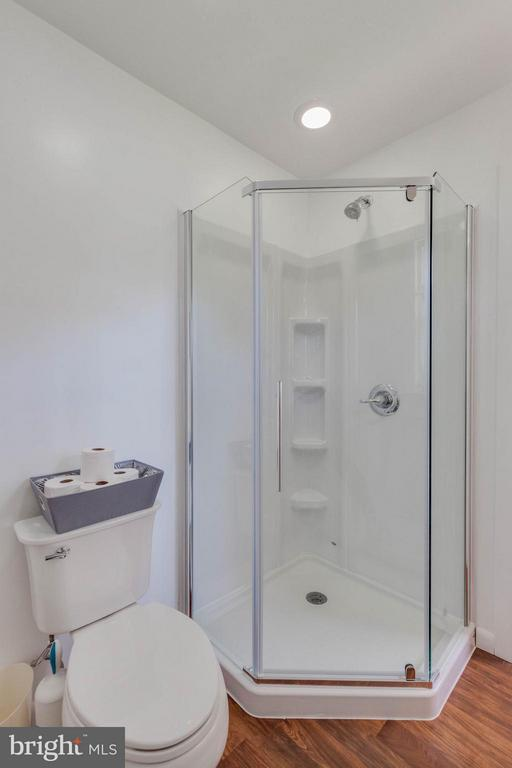 Enjoy all new fixtures/shower/cab & commode - 5719 MOUNT PHILLIP RD, FREDERICK