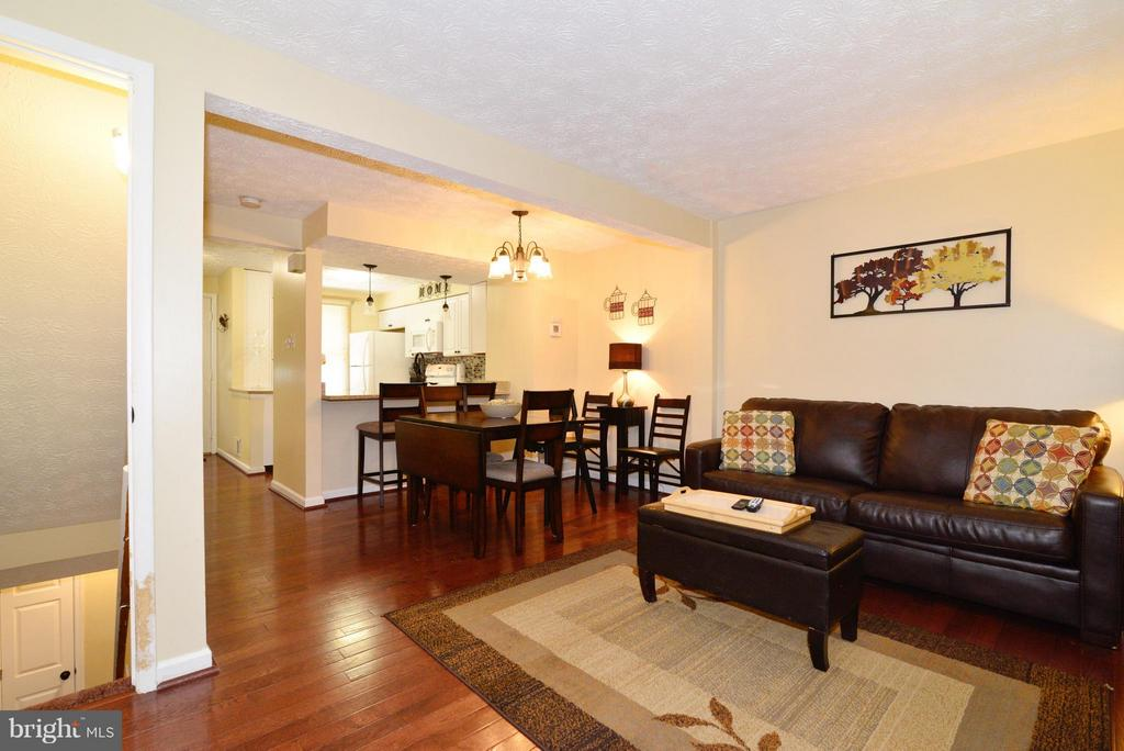 Family Room - 8010 GRANDVIEW CT, SPRINGFIELD