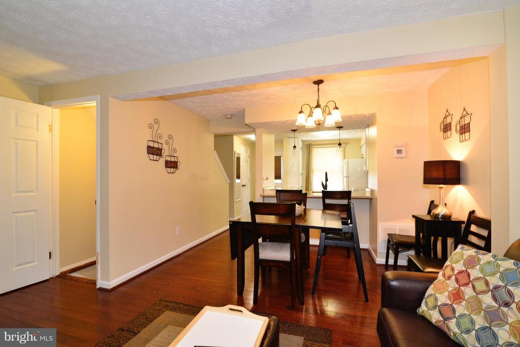 Dining Room - 8010 GRANDVIEW CT, SPRINGFIELD