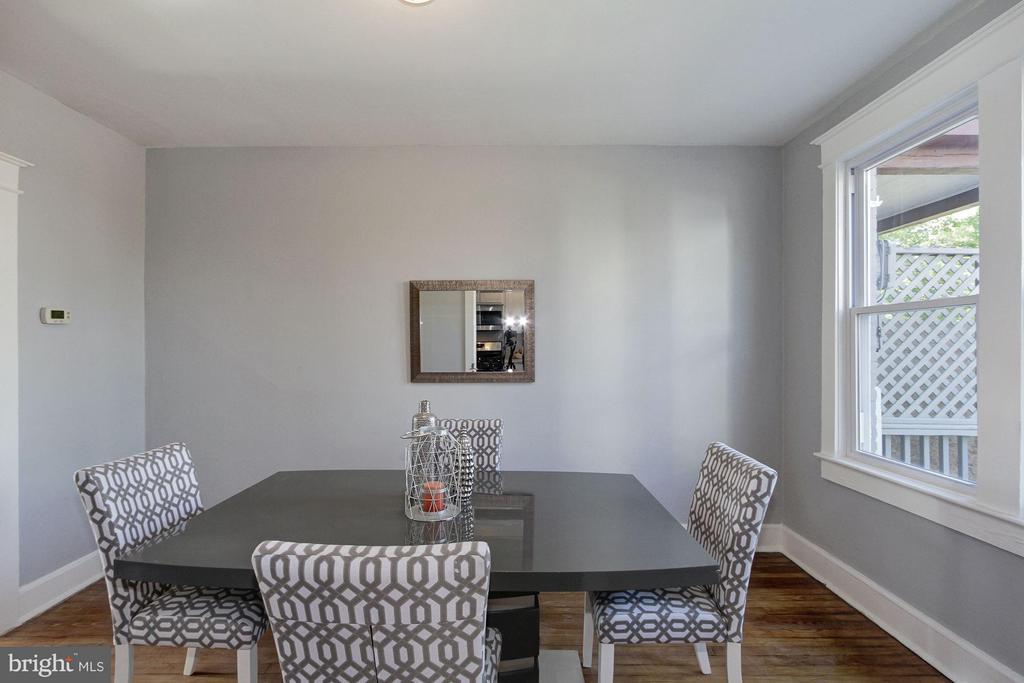 Dining Room - 928 10TH ST NE, WASHINGTON