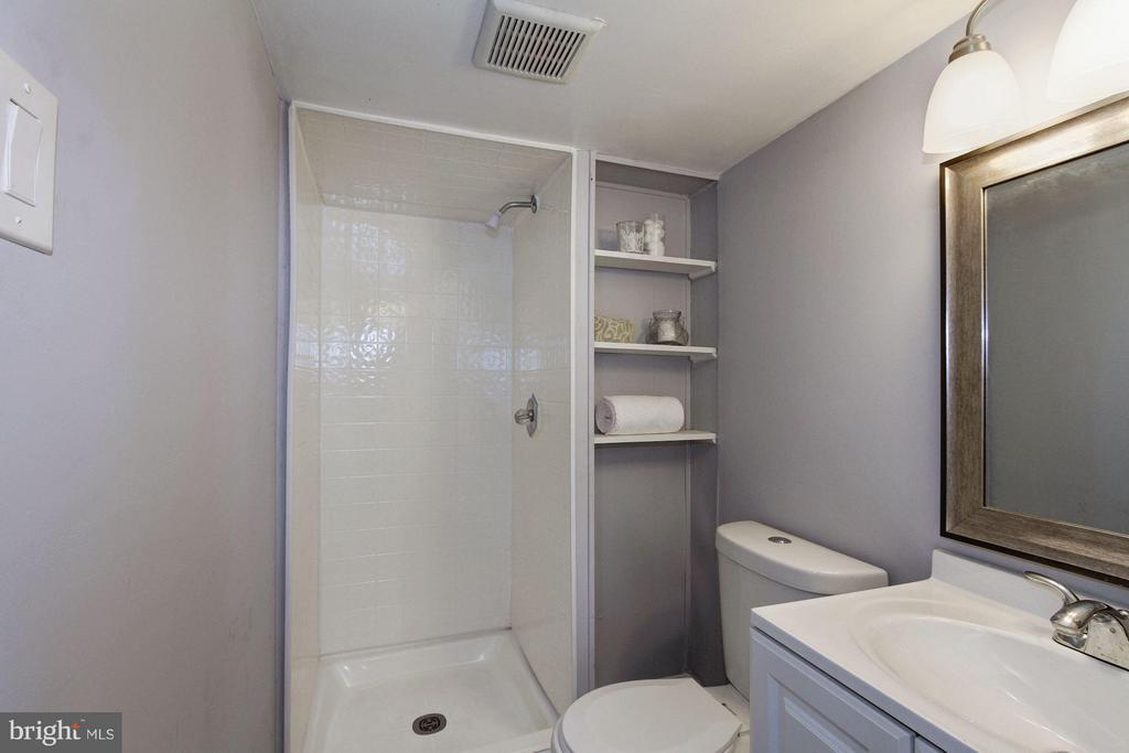 Lower Level Full Bath - 928 10TH ST NE, WASHINGTON