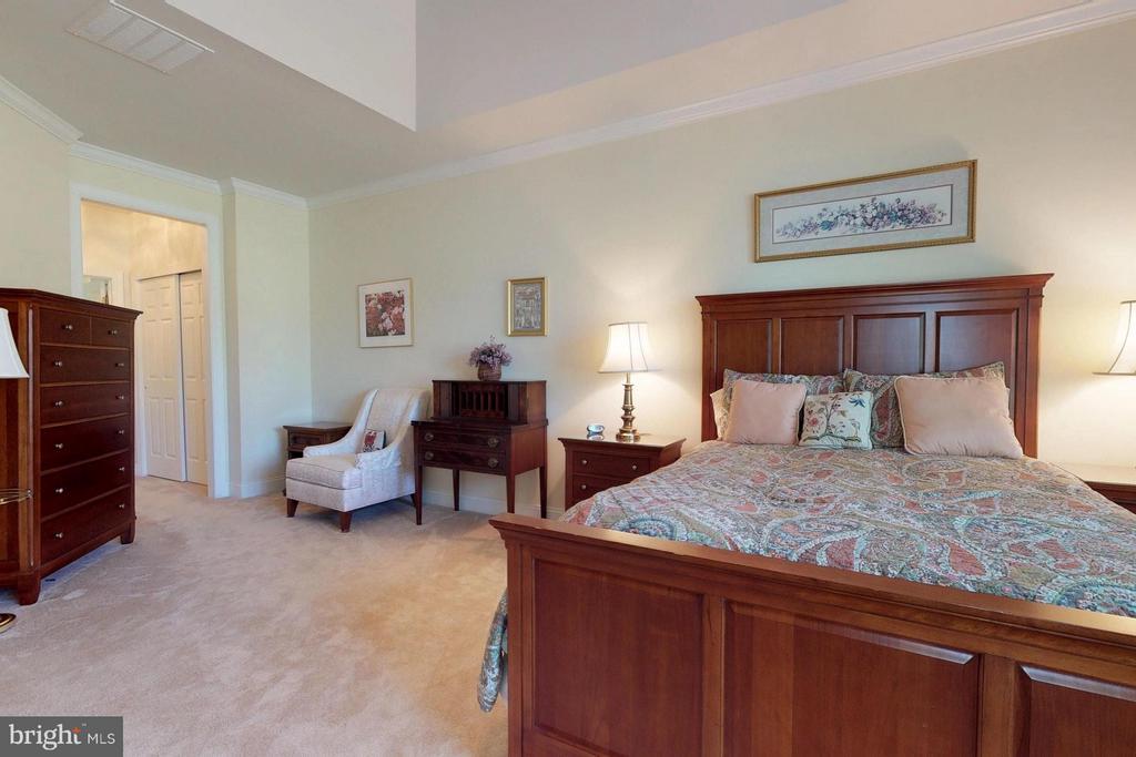 Bedroom (Master) - 5396 TREVINO DR, HAYMARKET