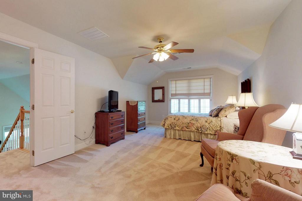 Upper Level Bedroom - 5396 TREVINO DR, HAYMARKET