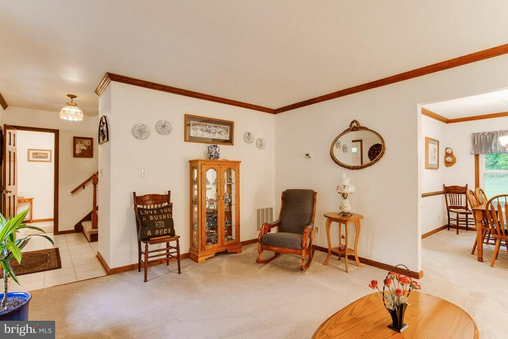 Living Room - 222 VINE PL, STAFFORD