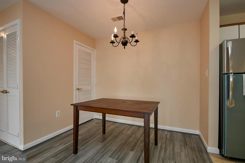 Dining Room - 645 CONSTELLATION SQ SE #A, LEESBURG