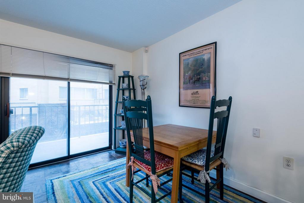 Dining Room - 1718 P ST NW #L13/15, WASHINGTON